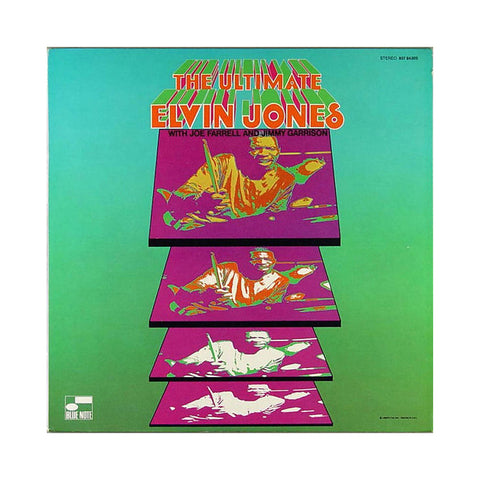 Elvin Jones - 'The Ultimate' [(Black) Vinyl LP]