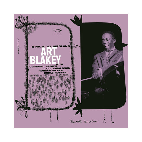Art Blakely - 'A Night At Birdland Vol. 1' [(Black) Vinyl LP]
