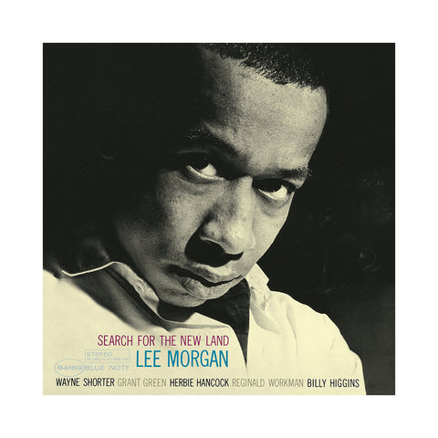 Lee Morgan - 'Search for the New Land' [(Black) Vinyl LP]