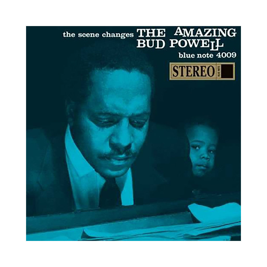 Bud Powell - 'The Scene Changes' [(Black) Vinyl LP]