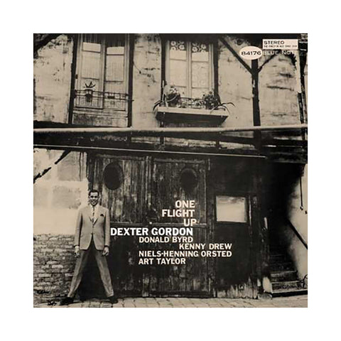Dexter Gordon - 'One Flight Up' [(Black) Vinyl LP]