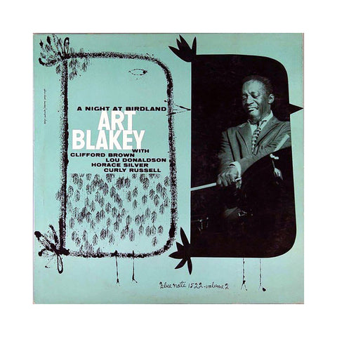 Art Blakely - 'A Night At Birdland Vol. 2' [(Black) Vinyl LP]