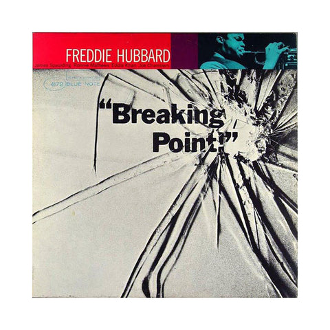 Freddie Hubbard - 'Breaking Point' [(Black) Vinyl LP]