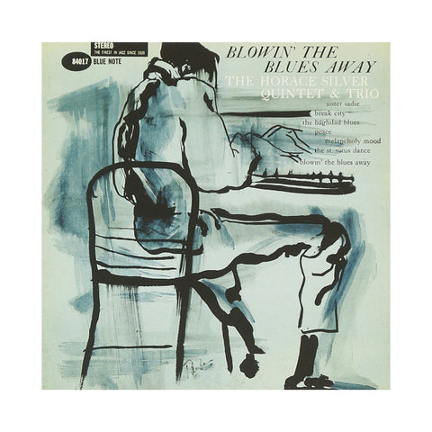 Horace Silver - 'Blowin The Blues Away' [(Black) Vinyl LP]