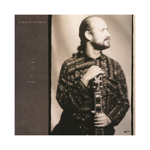 John Scofield - 'Time On My Hands' [(Black) Vinyl LP]