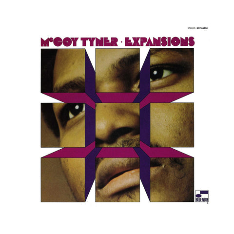 McCoy Tyner - 'Expansions' [(Black) Vinyl LP]