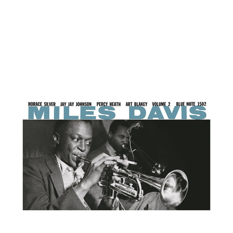 Miles Davis - 'Vol. 2' [(Black) Vinyl LP]