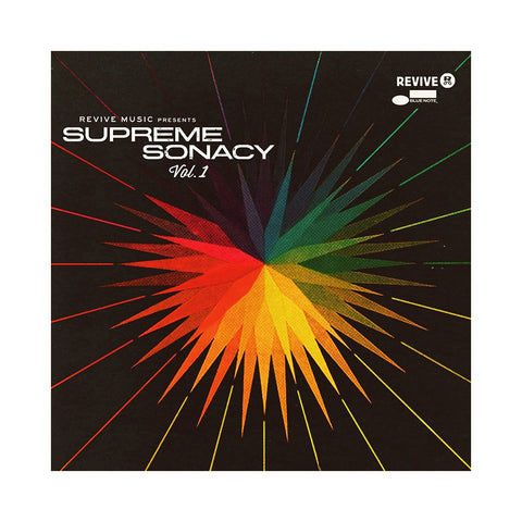 Various Artists - 'Revive Music Presents Supreme Sonacy Vol. 1' [CD]