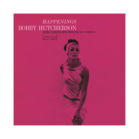 Bobby Hutcherson - 'Happenings' [(Black) Vinyl LP]