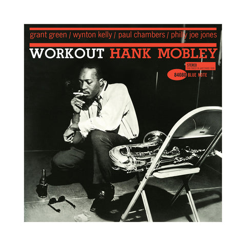Hank Mobley - 'Workout' [(Black) Vinyl LP]