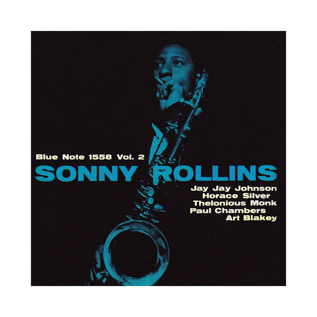 Sonny Rollins - 'Vol. 2' [(Black) Vinyl LP]