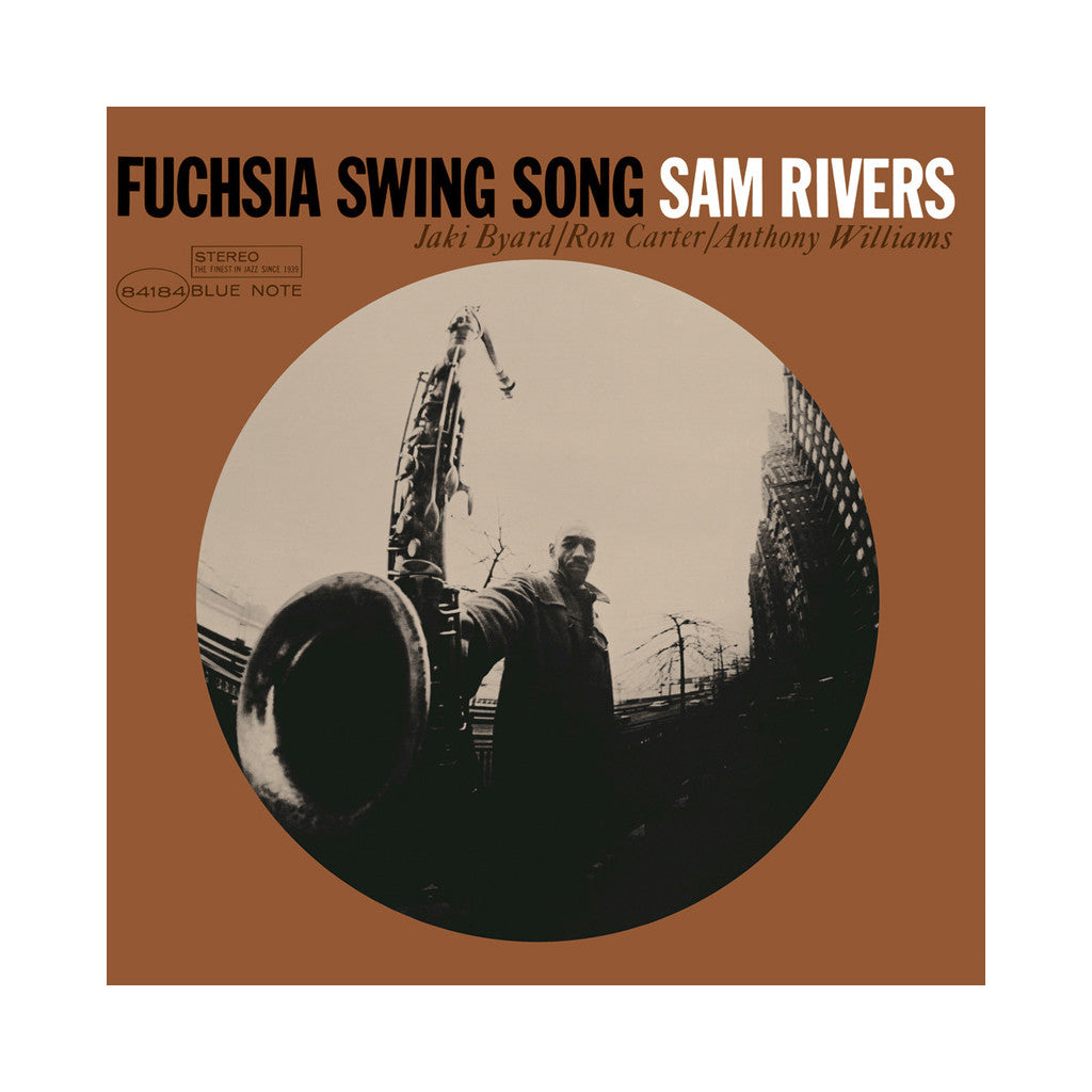 Sam Rivers - 'Fuchsia Swing Song' [(Black) Vinyl LP]