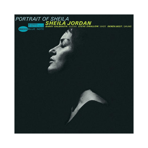 Sheila Jordan - 'Portrait of Sheila' [(Black) Vinyl LP]