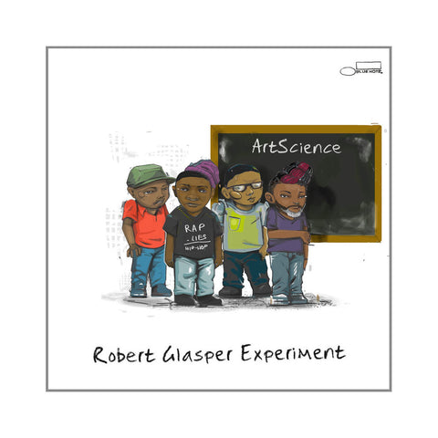 Robert Glasper Experiment - 'ArtScience' [(Black) Vinyl [2LP]]