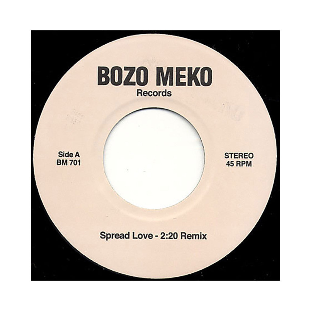 <!--2008072320-->Various Artists - 'Spread Love (Remix)' [Streaming Audio]