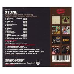 Billy Green - 'Stone (Original Soundtrack Recording)' [CD]