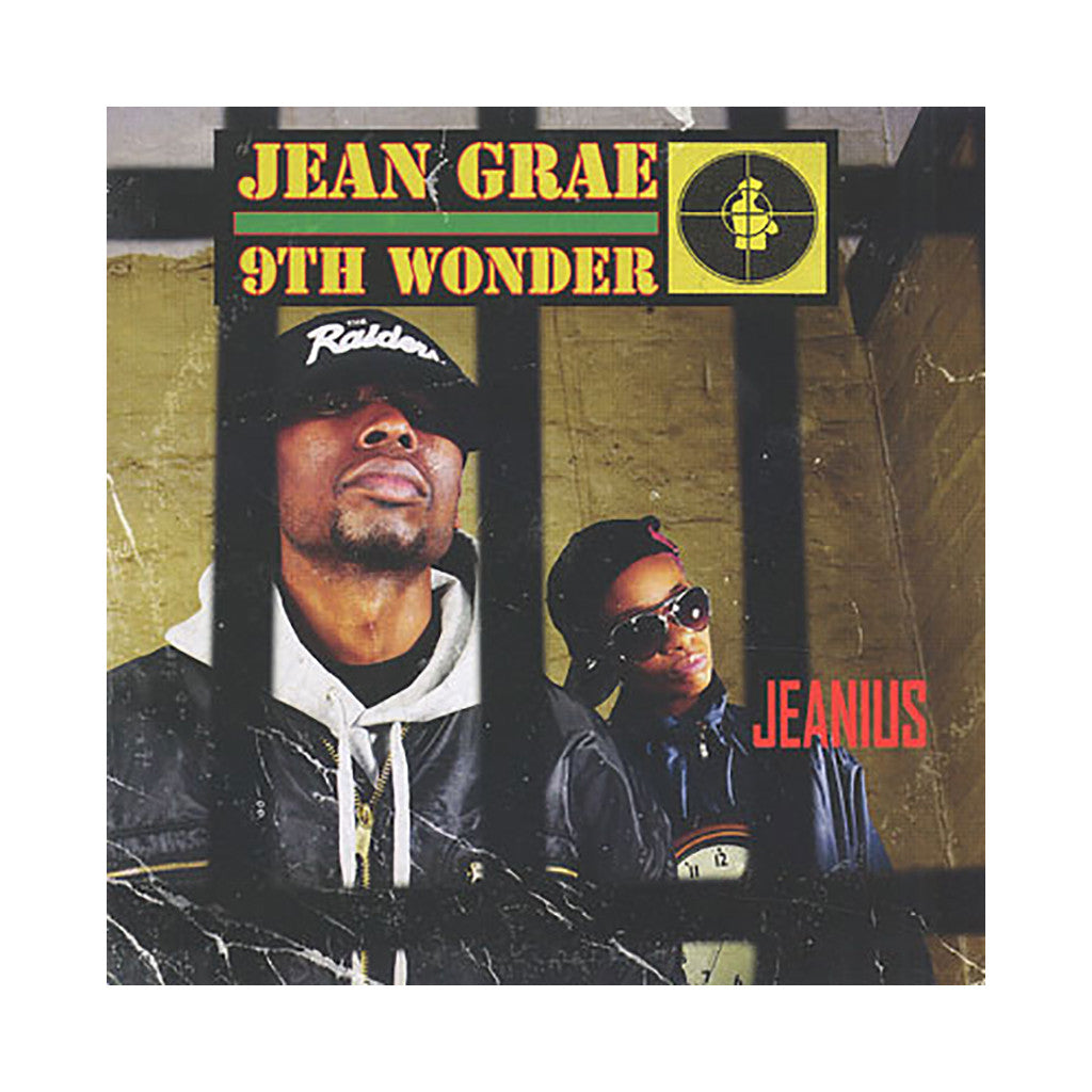 <!--2008092741-->Jean Grae & 9th Wonder - 'That's Whats Up Now' [Streaming Audio]