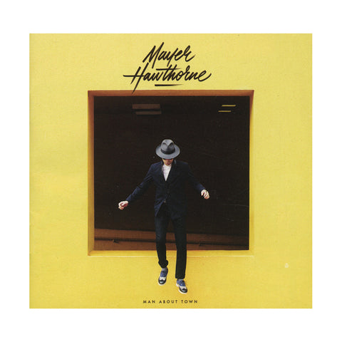 Mayer Hawthorne - 'Man About Town' [CD]