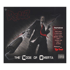 <!--020111122036869-->Irealz - 'The Code of Omerta' [CD]
