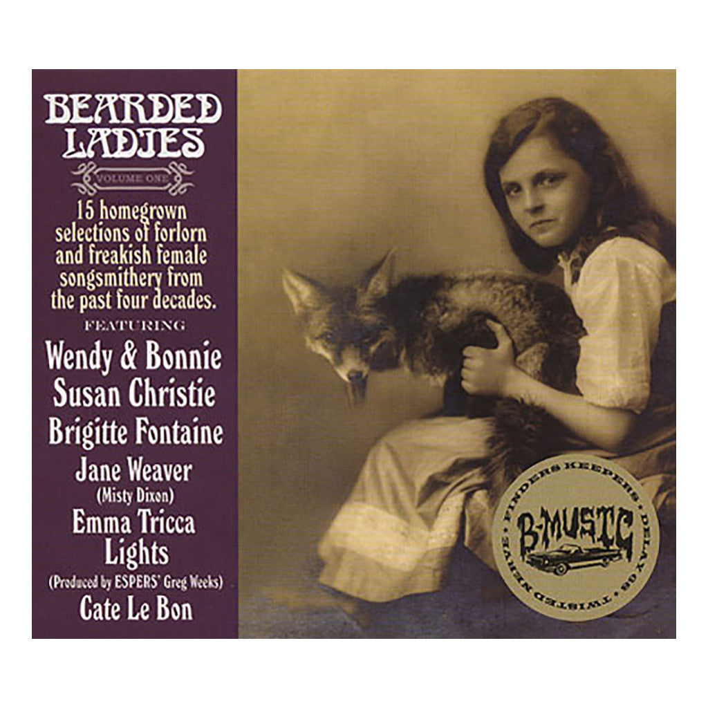 Various Artists - 'Bearded Ladies' [CD]