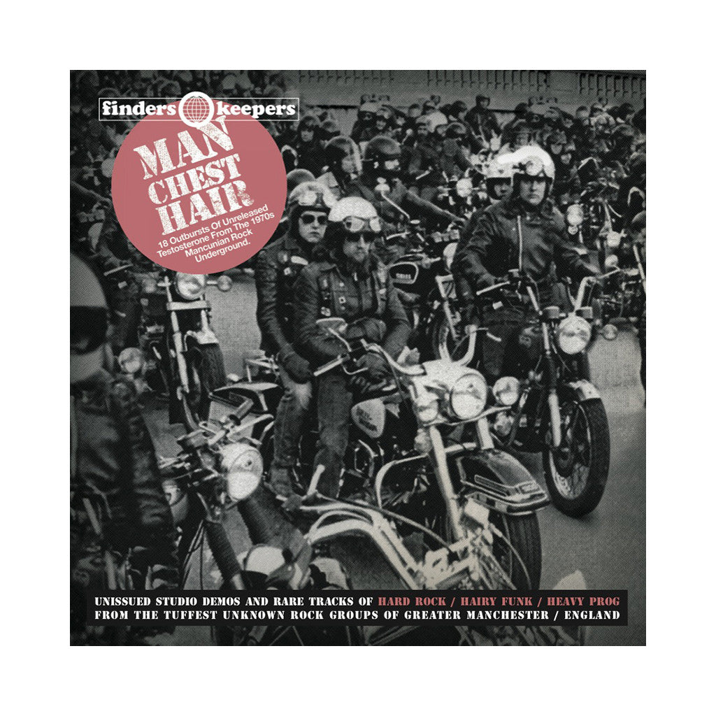 Various Artists - 'Man Chest Hair' [CD]