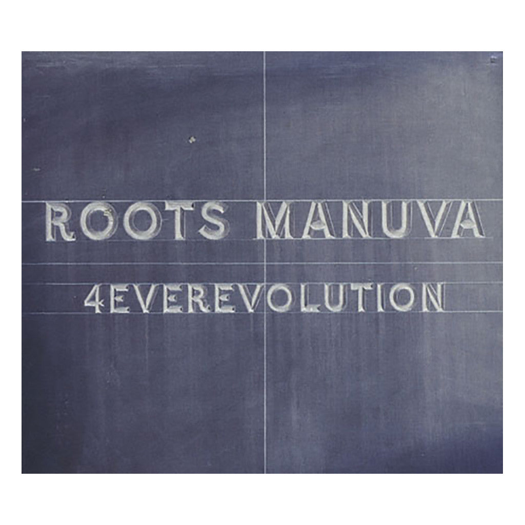 <!--120111025032196-->Roots Manuva - '4everevolution' [CD]