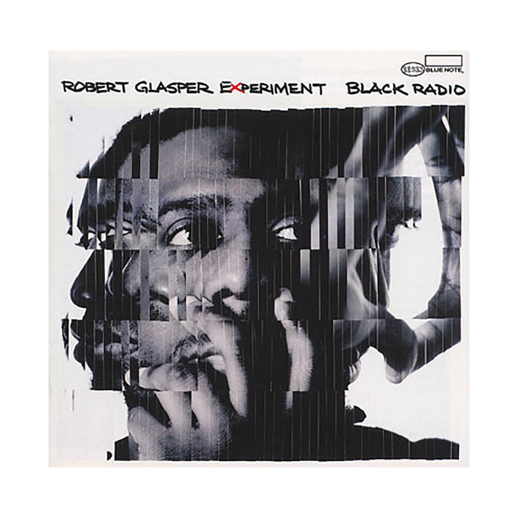 <!--120120221040683-->Robert Glasper Experiment - 'Black Radio' [CD]