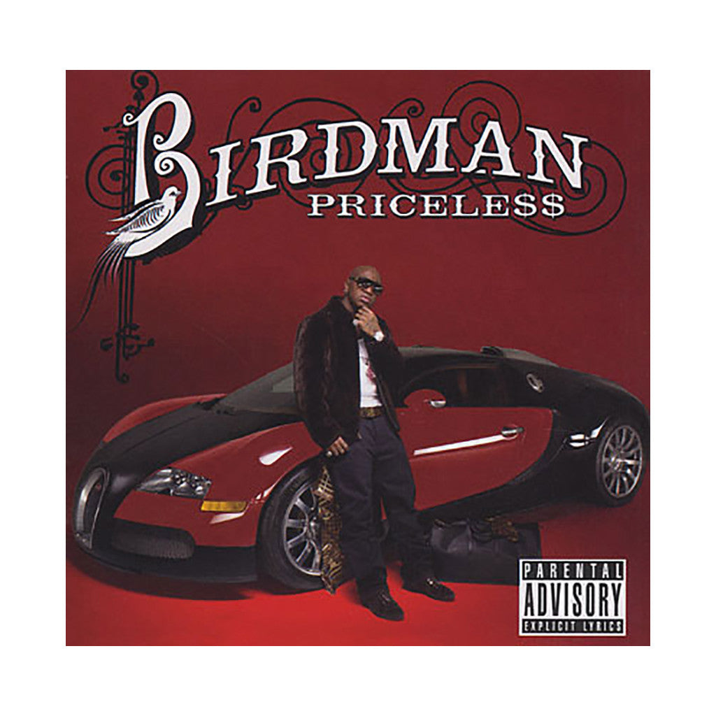 <!--020091124019174-->Birdman - 'Priceless' [CD]