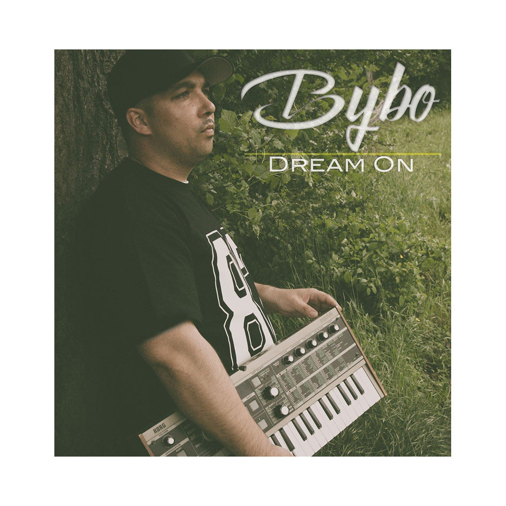 Bybo - 'Dream On' [(Black) Vinyl EP]