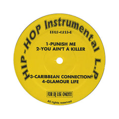 Big Pun - 'Capital Punishment (Instrumentals)' [(Black) Vinyl [2LP]]