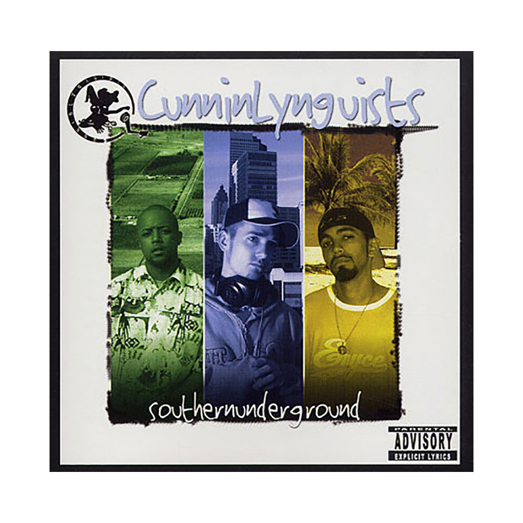 CunninLynguists - 'Southernunderground' [CD]