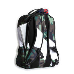 <!--020120814047594-->Sprayground - 'Hello My Name Is' [(Camo Pattern) Backpack]