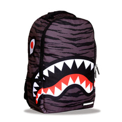 <!--020120814047592-->Sprayground - 'Tiger Shark' [(Black) Backpack]