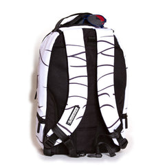 <!--020120814047593-->Sprayground - 'Ninja's Got My Back' [(White) Backpack]