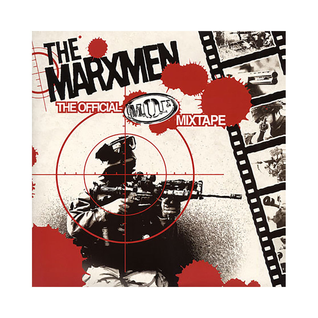 <!--020040713000785-->The Marxmen - 'Marxmen Cinema (The Official M.O.P. Mixtape)' [CD [2CD]]