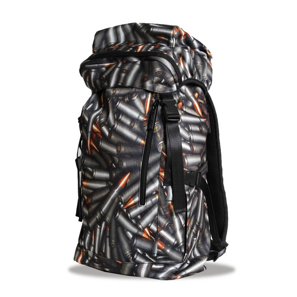 <!--020120814047597-->Sprayground - 'Bullets - Top Loader' [(Black) Backpack]