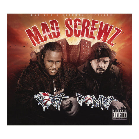 "[""Blaq Poet & Comet - 'Mad Screwz' [CD]""]"