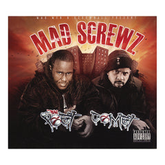 Blaq Poet & Comet - 'Mad Screwz' [CD]
