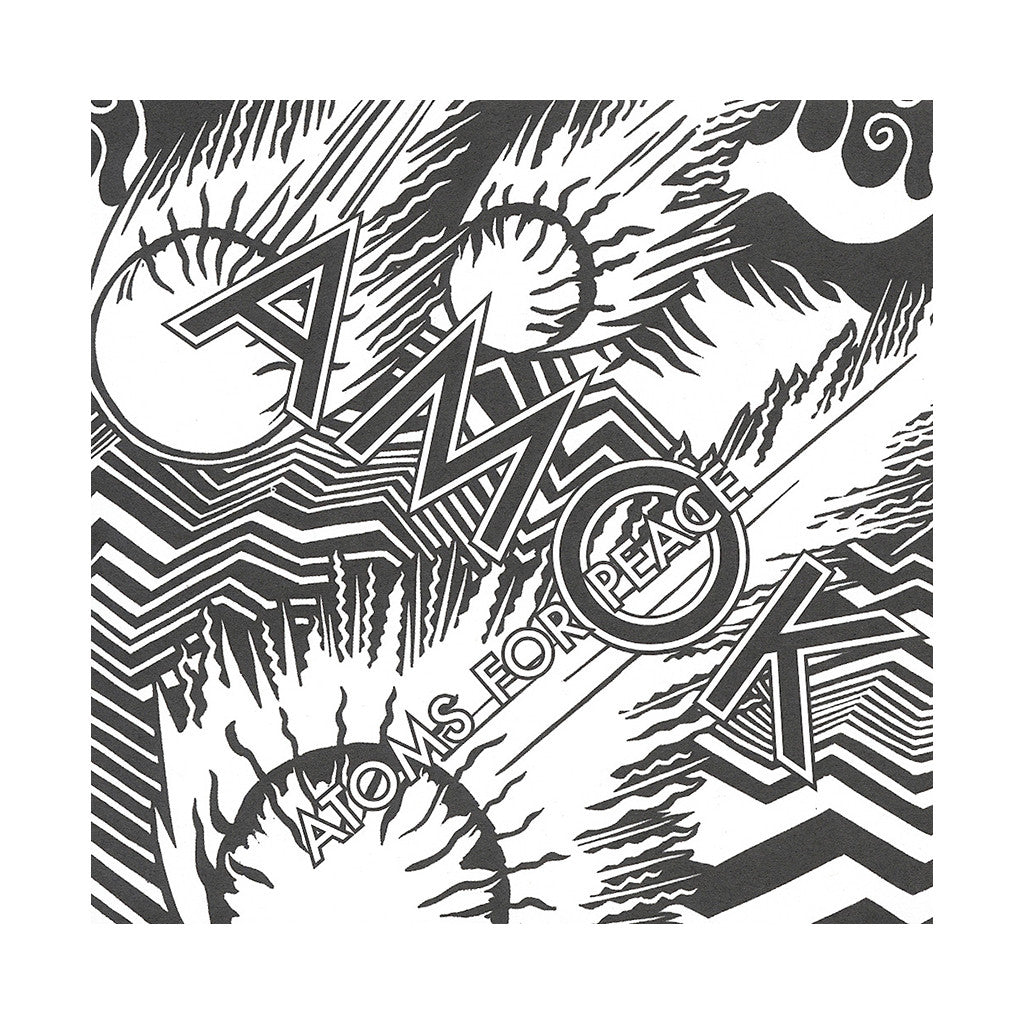 <!--120130226053674-->Atoms For Peace - 'AMOK' [CD]