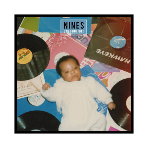 Nines - 'One Foot Out' [CD]