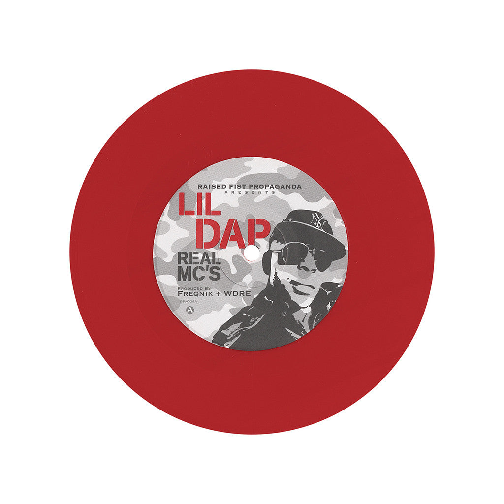 <!--2013080728-->Lil Dap - 'Real MC's' [Streaming Audio]
