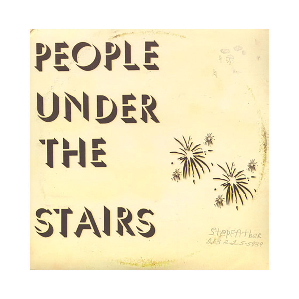 People Under The Stairs - 'Stepfather' [CD]