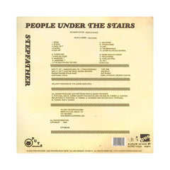 <!--020060516007433-->People Under The Stairs - 'Stepfather' [(Black) Vinyl [2LP]]