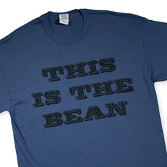 <!--2014071528-->Brick Records - 'This Is The Bean' [(Blue) T-Shirt]