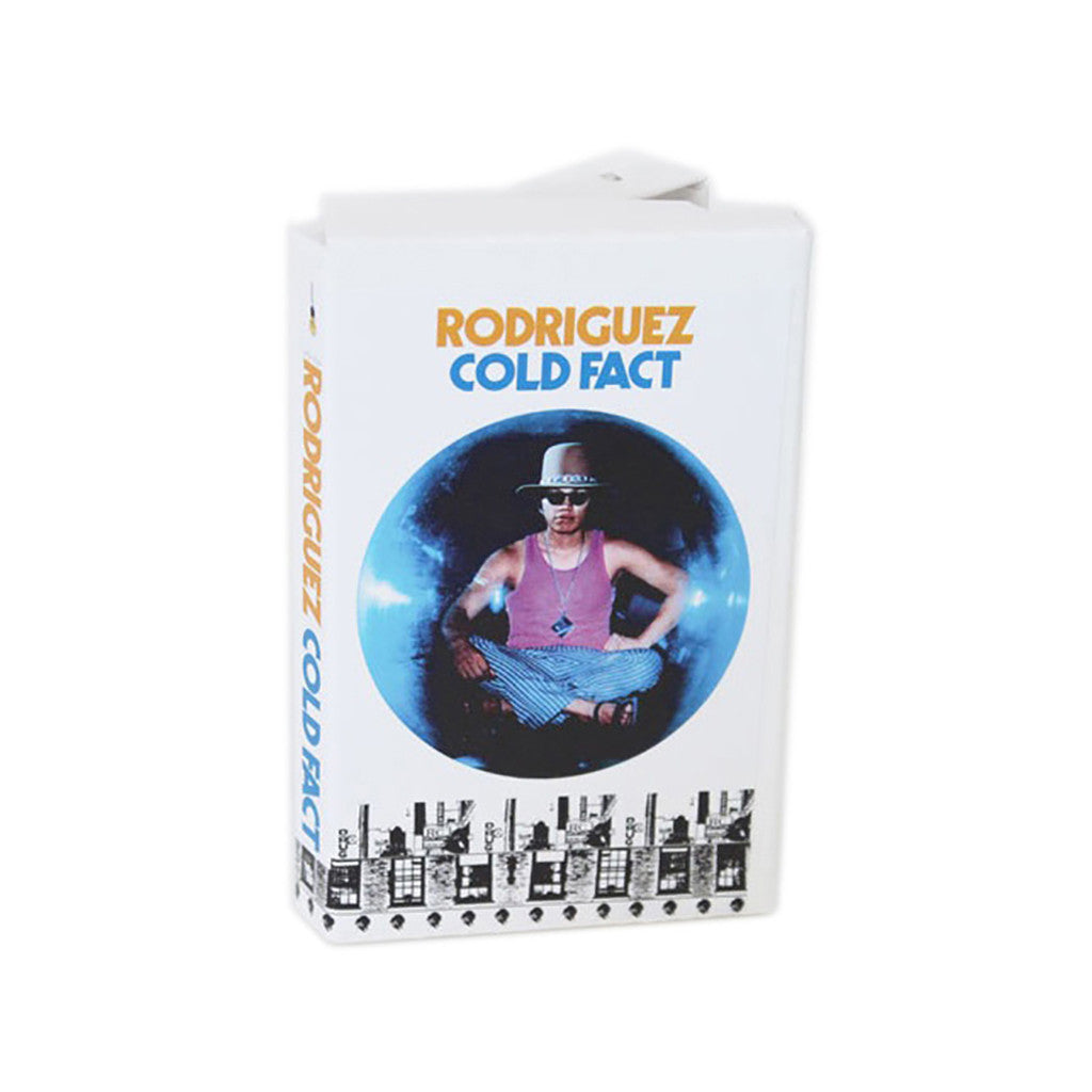 <!--120141021001434-->Rodriguez - 'Cold Fact' [Cassette Tape]