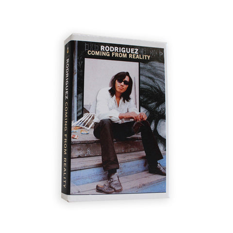 "[""Rodriguez - 'Coming From Reality' [Cassette Tape]""]"