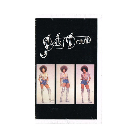 "[""Betty Davis - 'Betty Davis' [Cassette Tape]""]"