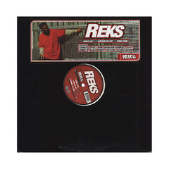 "Reks - 'Skills 101/ Science Of Life/ Final Four' [(Black) 12"" Vinyl Single]"