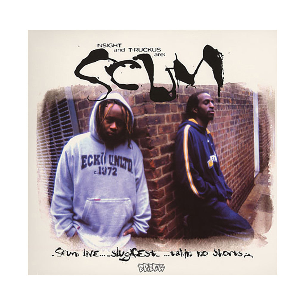 <!--2000112821-->Scum - 'Scum Live' [Streaming Audio]