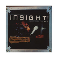 <!--020020430012117-->Insight - 'Updated Software v. 2.5' [(Black) Vinyl LP]